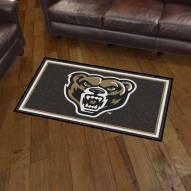 Oakland Golden Grizzlies 3' x 5' Area Rug