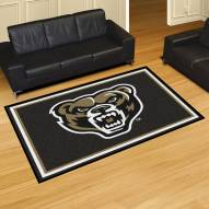 Oakland Golden Grizzlies 5' x 8' Area Rug