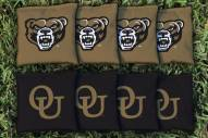 Oakland Golden Grizzlies Cornhole Bag Set