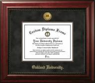 Oakland Golden Grizzlies Executive Diploma Frame