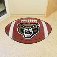 Oakland Golden Grizzlies Football Floor Mat