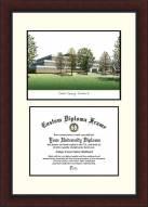 Oakland Golden Grizzlies Legacy Scholar Diploma Frame