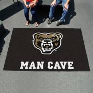 Oakland Golden Grizzlies Man Cave Ulti-Mat Rug