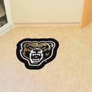 Oakland Golden Grizzlies Mascot Mat