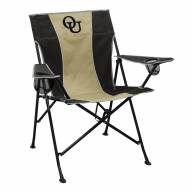 Oakland Golden Grizzlies Pregame Tailgating Chair