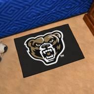 Oakland Golden Grizzlies Starter Rug