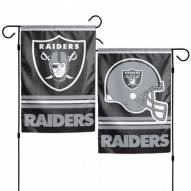 "Las Vegas Raiders 11"" x 15"" Garden Flag"