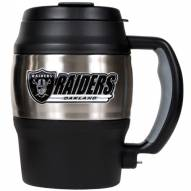 Oakland Raiders 20 Oz. Mini Travel Jug