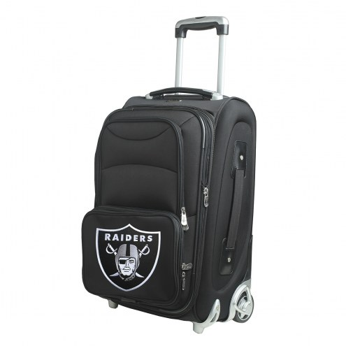 """Oakland Raiders 21"""" Carry-On Luggage"""