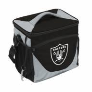 Las Vegas Raiders 24 Can Cooler