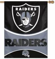 "Las Vegas Raiders 27"" x 37"" Banner"