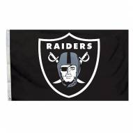 Las Vegas Raiders 3' x 5' Logo Flag