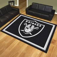 Las Vegas Raiders 8' x 10' Area Rug
