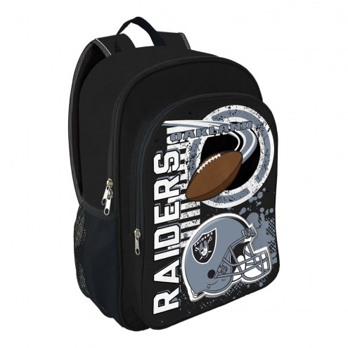 Oakland Raiders Accelerator Backpack