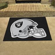 Las Vegas Raiders All-Star Mat