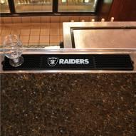 Oakland Raiders Bar Mat