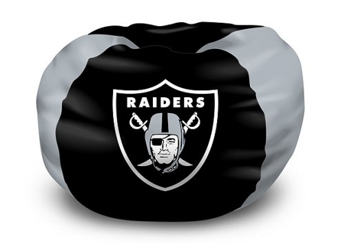 Oakland Raiders Bean Bag Chair