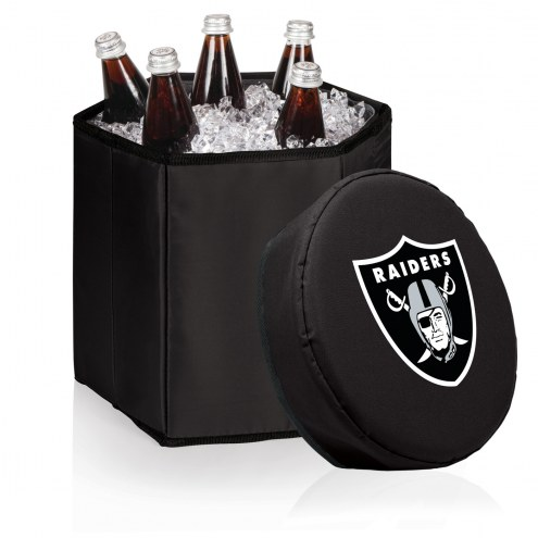 Oakland Raiders Bongo Cooler