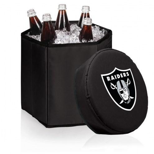 Las Vegas Raiders Bongo Cooler
