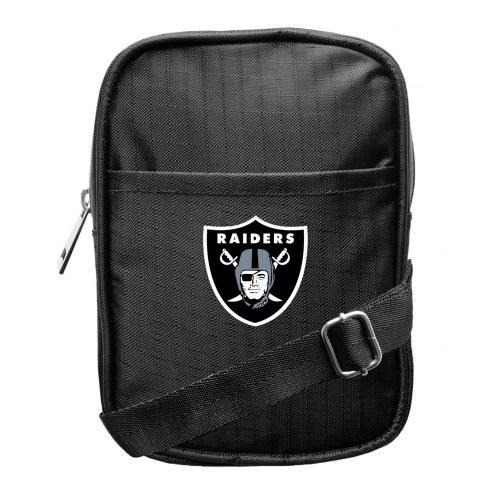 Las Vegas Raiders Camera Crossbody Bag