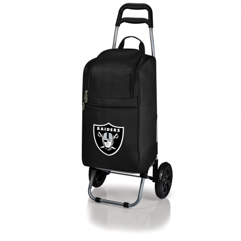 Oakland Raiders Cart Cooler