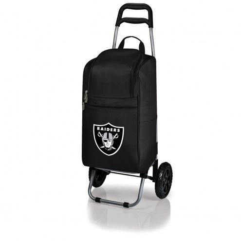 Oakland Raiders Cart Cooler