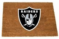 Las Vegas Raiders Colored Logo Door Mat
