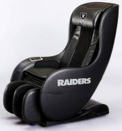 Oakland Raiders Deluxe Gaming Massage Chair
