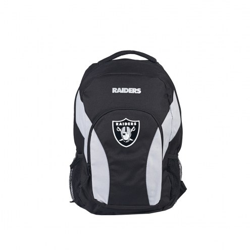 Oakland Raiders Draft Day Backpack