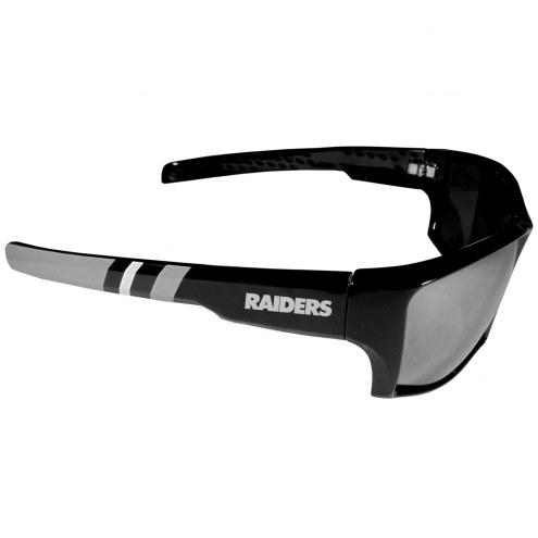 Las Vegas Raiders Edge Wrap Sunglasses