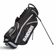 Las Vegas Raiders Fairway Golf Carry Bag