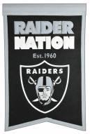 Las Vegas Raiders Franchise Banner