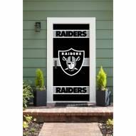 Las Vegas Raiders Front Door Cover
