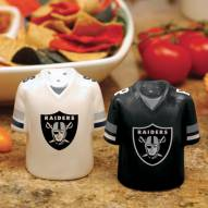 Oakland Raiders Gameday Salt and Pepper Shakers