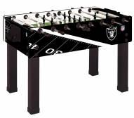 Las Vegas Raiders Garlando Foosball Table