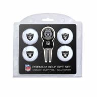 Las Vegas Raiders Golf Ball Gift Set