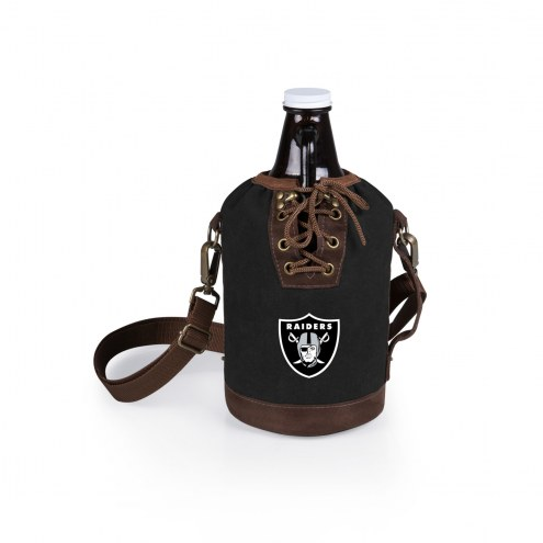 Las Vegas Raiders Growler Tote with Growler