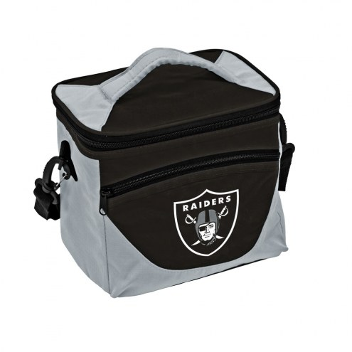 Oakland Raiders Halftime Lunch Box