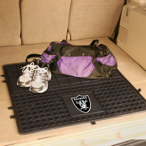 Oakland Raiders Heavy Duty Vinyl Cargo Mat