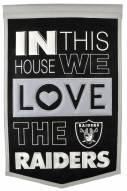 Las Vegas Raiders Home Banner