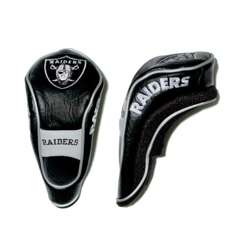 Oakland Raiders Hybrid Golf Head Cover