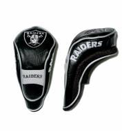 Las Vegas Raiders Hybrid Golf Head Cover