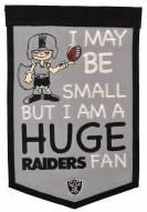 Las Vegas Raiders Lil Fan Traditions Banner