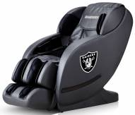 Las Vegas Raiders Luxury Zero Gravity Massage Chair