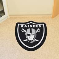 Oakland Raiders Mascot Mat