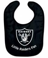 Las Vegas Raiders NFL All Pro Little Fan Baby Bib