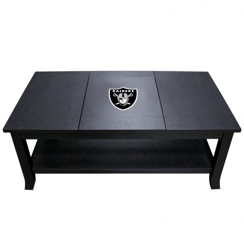Oakland Raiders NFL Coffee Table