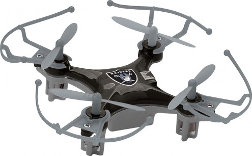 Oakland Raiders NFL Micro Quadcopter Drone