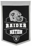 Las Vegas Raiders Revolution Traditions Banner