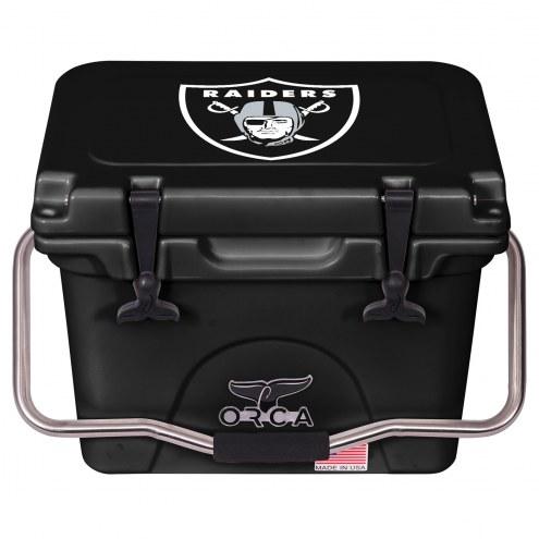Las Vegas Raiders ORCA 20 Quart Cooler